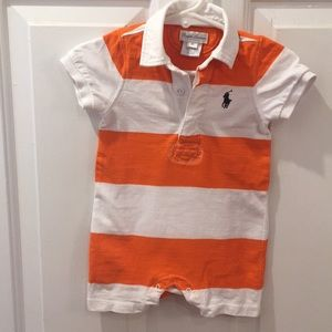 Ralph Lauren one piece baby suit